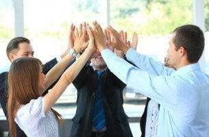 Um bom ambiente de trabalho transforma a obrigação em prazer