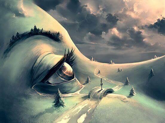 Se parar de olhar para seu umbigo, verá que não é o centro do universo