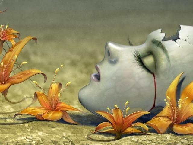 mascara-flores