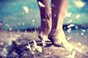 Caminhar me ajudou a emagrecer as preocupações da minha mente