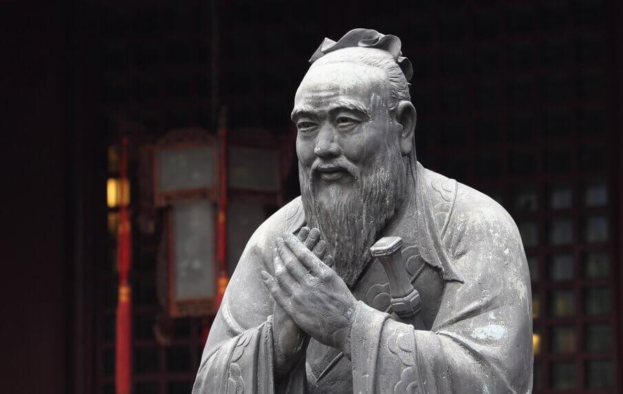 O pensamento de Confúcio, um legado para a humanidade