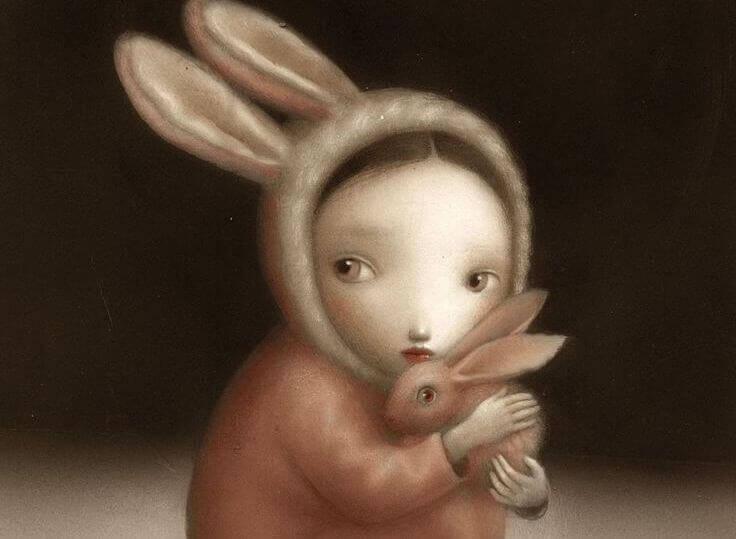 crianca-insegura-com-coelho