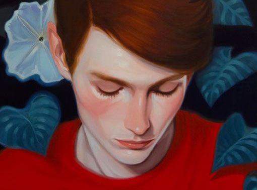garoto-vestido-de-vermelho