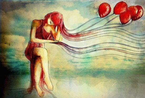 mulher-com-baloes