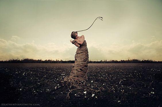 mulher-cordas