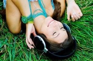 Se tudo vai mal, você sempre pode ouvir música