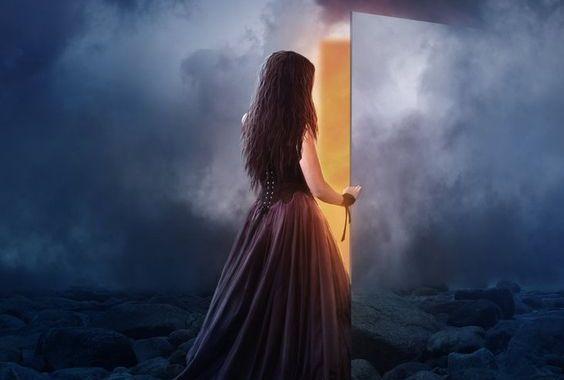 Às vezes, quando uma porta se fecha, um universo inteiro se abre