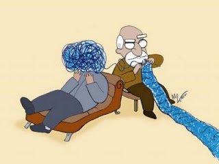 Vou ao psicólogo e não estou louco