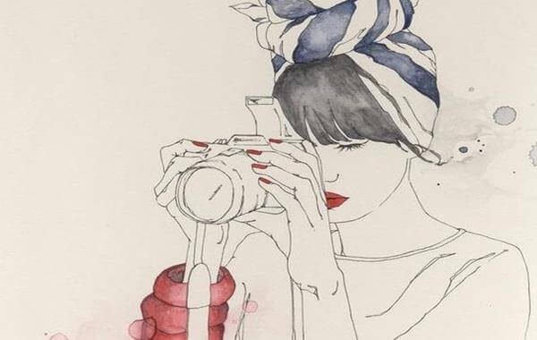 mulher-tirando-foto