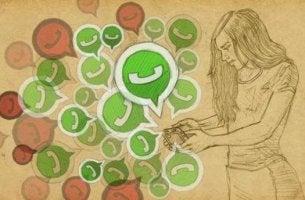 Se eu não respondo no WhatsApp é porque não posso, ou não quero