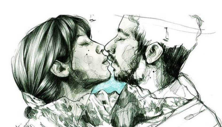 casal-beijo