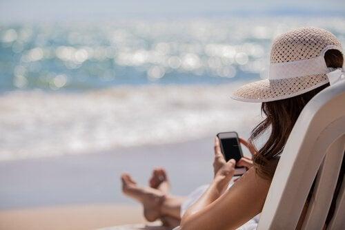 O reflexo da nossa vida nas redes sociais