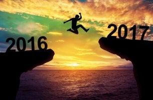 Você viu o ano passar?