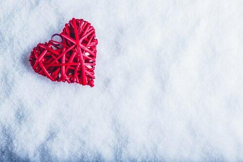 Não tranque seu coração no congelador