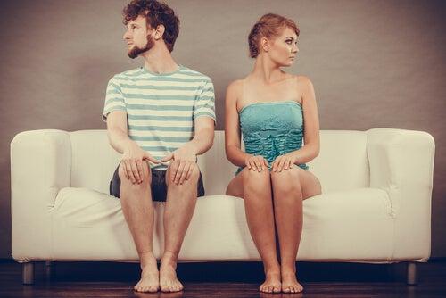 desistir de relacionamentos que não dão certo