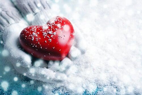 entregar seu coração
