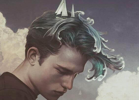 O pequeno príncipe que se esqueceu de olhar para o céu