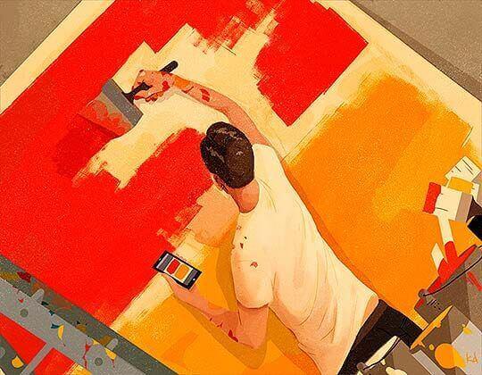 homem-pintando