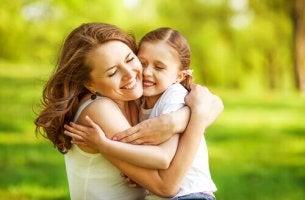 Amor, essa varinha mágica na criação dos filhos