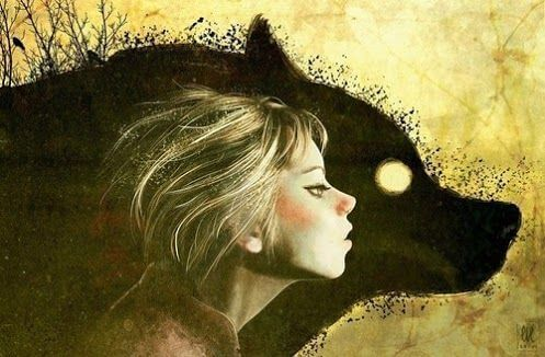 mulher-lobo
