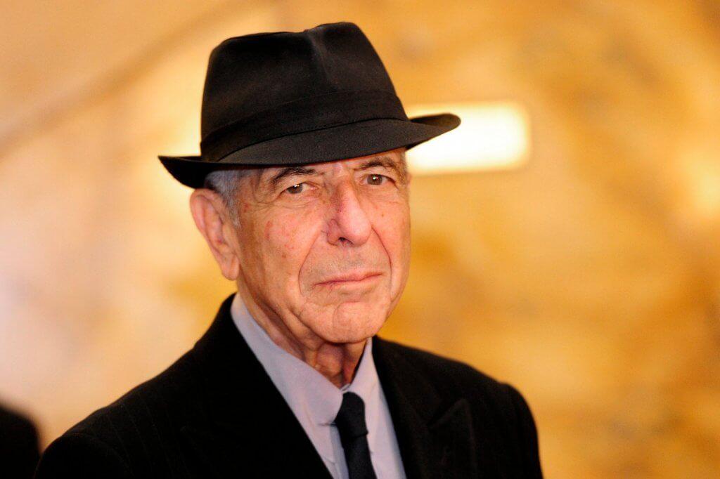 Leonard Cohen, a poesia em música