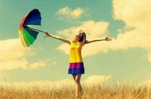 7 coisas que as pessoas felizes fazem de um jeito diferente