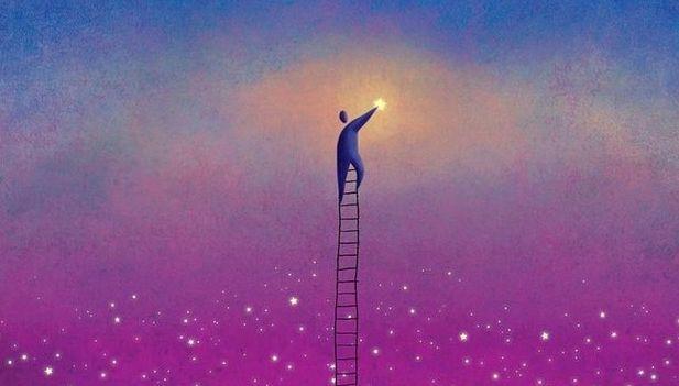 homem-subindo-uma-escada-pegando-estrela