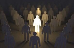 Fazer parte da minoria não é sinal de fracasso social