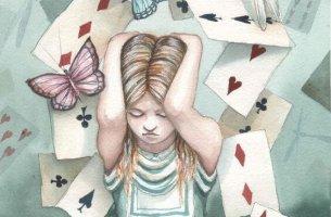 Construí minha vida sobre um castelo de cartas