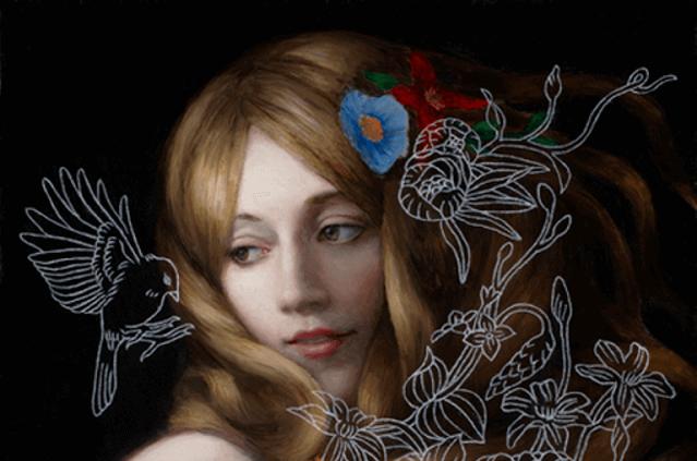 mulher-passarinho-desenho