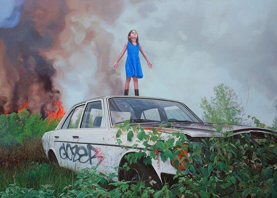menina-carro