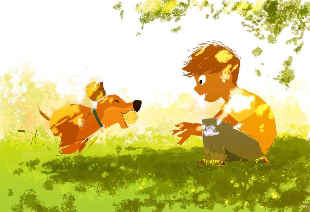 menino-brincando-com-cachorro