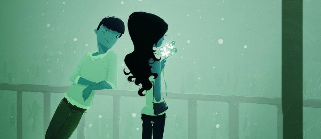 O que conta não é o que você dá, mas o amor com que faz isso