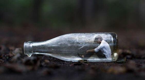 homem-garrafa