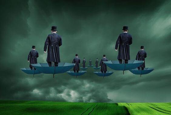 homens-sobre-guarda-chuvas