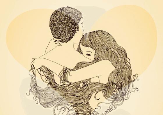 O amor nas pessoas introvertidas