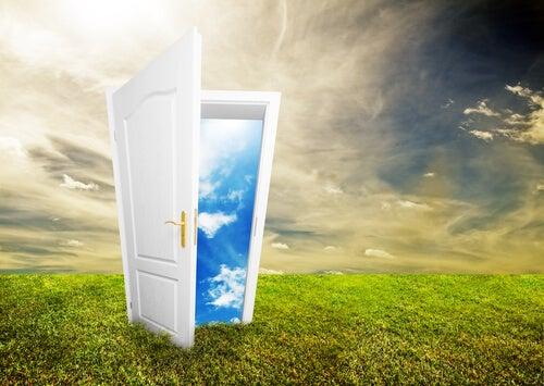 é necessário abrir novas portas