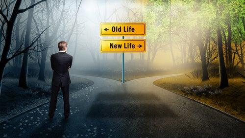 é necessário escolher o melhor caminho