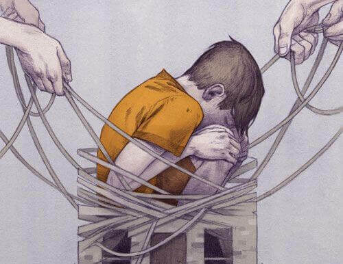 menino-preso-por-cordas