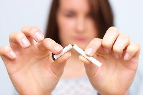Como parar de fumar em 5 passos
