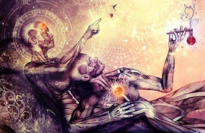 Amadurecer é ver o amor na alma das pessoas