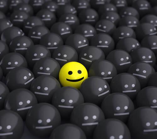 Pessoas boas costumam se ferrar, mas estão sempre felizes