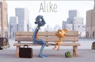 'Alike', um curta para refletir sobre como a criatividade das crianças desaparece