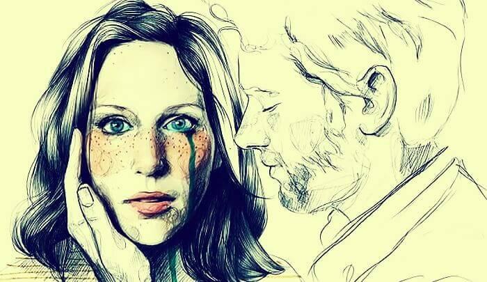 casal-mulher-chorando
