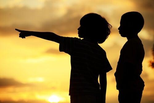 criar filhos para o mundo