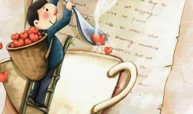 Quem lhe quer bem lhe fará um café