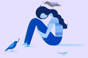 5 métodos naturais para combater a depressão