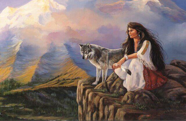 Gostaria de uivar como os lobos e desabafar tudo que tenho calado