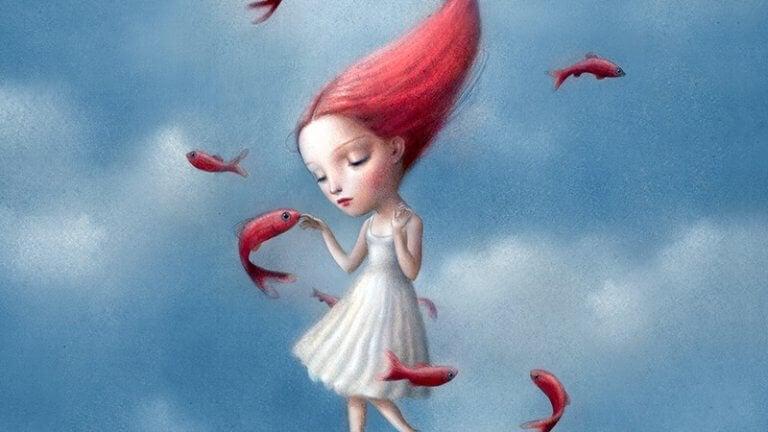 mulher-peixes