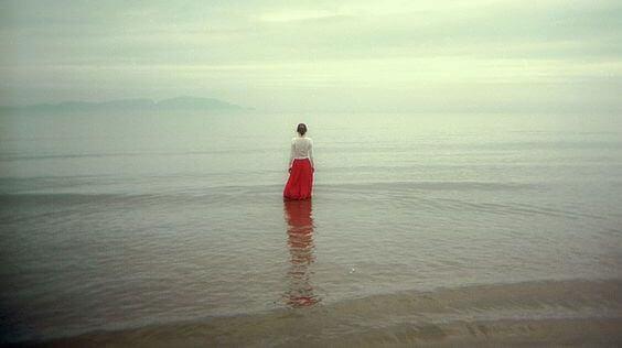mulher-praia